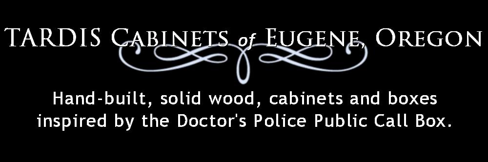 Tardis Cabinets Of Eugene Oregon